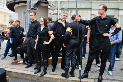 Неонацизмът в Русия